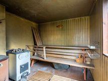 Talousrakennus / sauna