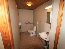 Rantasaunan wc