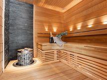 Kaunis sauna!