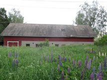 entinen navettarakennus
