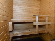 Ihanaa - oma sauna!