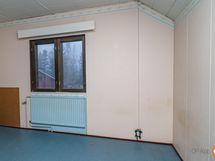 Perusosan makuuhuone 1 yläkerrassa