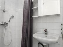 Yläkerran wc+suihku