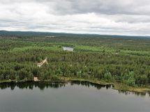 Ahvenjärven suunnasta