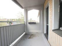 Parveke -balkong