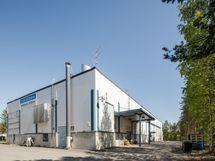 tuotantotilaa puulaakintie 8 palokangas jyvaskyla Sagax julkisivukuva