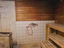 Vanhan puolen sauna