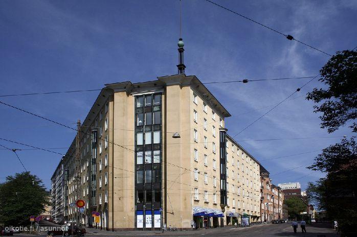 Tehtaankatu 21 Ullanlinna Helsinki Oikotie Asunnot