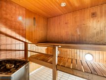 Hyvä sauna tila!