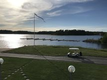 Nordcenter Golfmarina, jossa venepaikkoja vuokrattavana