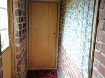 kellarin käytävä saunaan