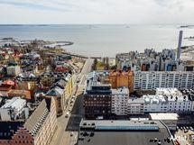 Merellinen etelä Helsinki