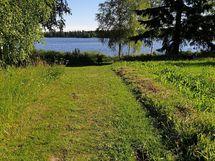 Noin 6 ha peltoa ja laidunalaa, joista 4,64 ha vuokrattuna.