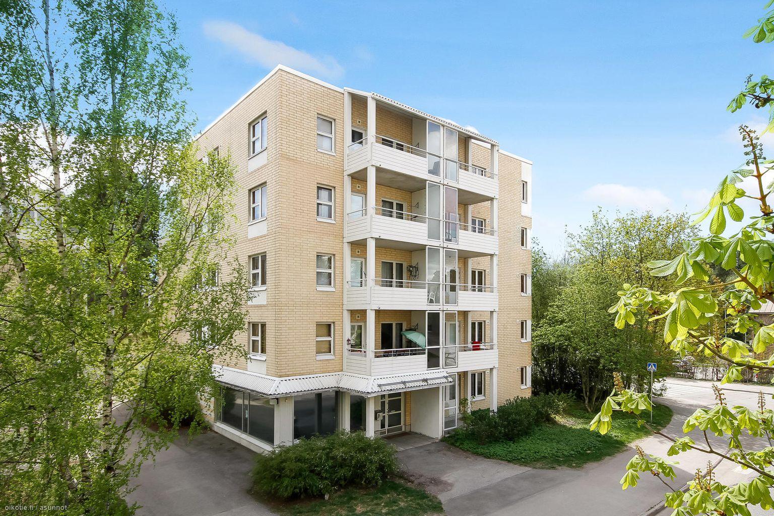 73,5 m² Viirikuja 1 B, 02770 Espoo Kerrostalo 3h vuokrattavana - Oikotie 14829540