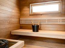 ikkunallinen sauna