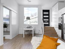 Malliasunto - Modell lägenhet