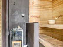 Sauna ja puukiuas