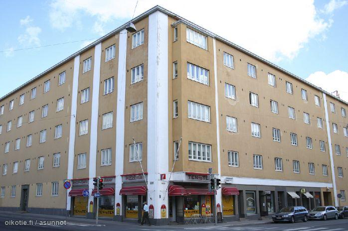 Rauhankatu 13 Vii Kaupunginosa Turku Oikotie Asunnot