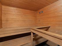 taloyhtiön yhteiset tilat: sauna