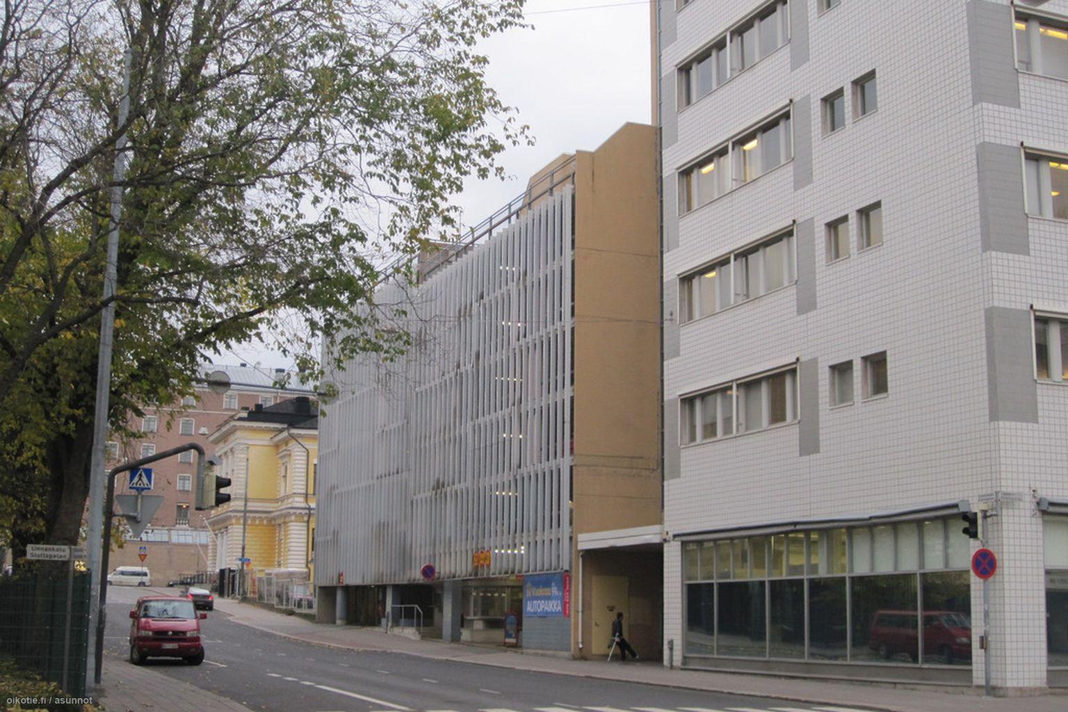 12 m² Eskelinkatu 1, 20100 Turku Autopaikka vuokrattavana - Oikotie 9850530