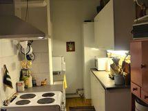 Pihatalon keittiöstä