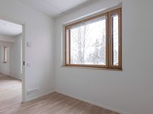 Valokuva asunnon C55 makuuhuoneesta