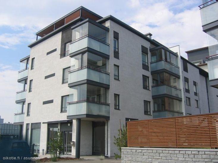 myytävät asunnot viikki Forssa