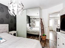 Makuuhuone maalattu 2020