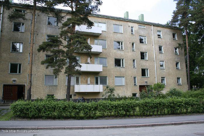 Kiskontie 10 Ruskeasuo Helsinki Oikotie Asunnot