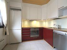 keittiön kaapisto