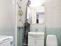 Kylpyhuone / Badrum