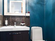 Asuntopuolen wc