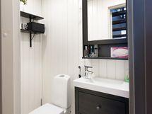 keskikerroksen uusittu wc