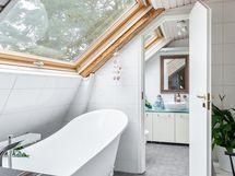 saunaosaston yhteydessä myös erillinen wd