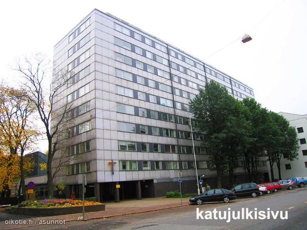 Puutarhakatu 8 A Vii Kaupunginosa Turku
