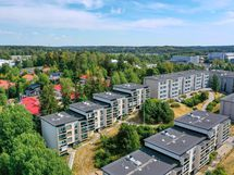 Asunto Oy Pikkarinlahti, Kauklahti, Espoo
