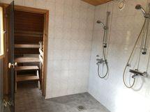 Yhtiön saunatila