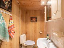 Valoisa ja toimiva wc
