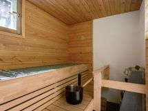 Sauna ja vuolukivikiuas