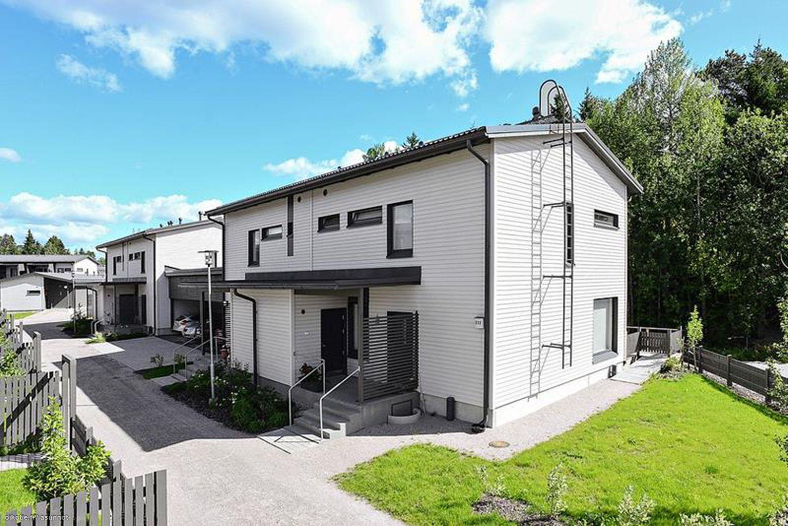 88 m² Vidarinkuja 1, 02780 Espoo Rivitalo 4h myynnissä - Oikotie 14616281