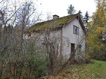 Talo purkukuntoinen