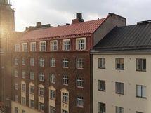 makuuhuoneen kattonäkymät
