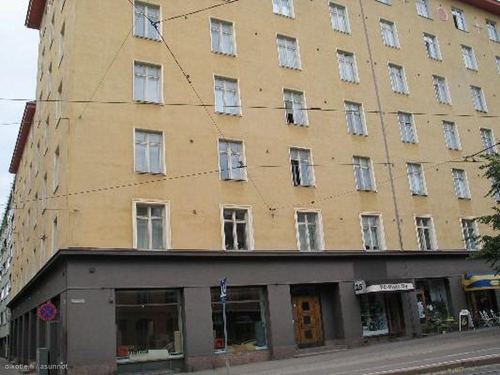 Tehtaankatu 7 Ullanlinna Helsinki Oikotie Asunnot