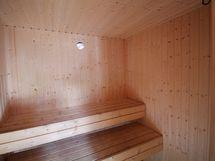 Saunavalmius