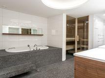 Amme, sauna ja tuplasuihkut