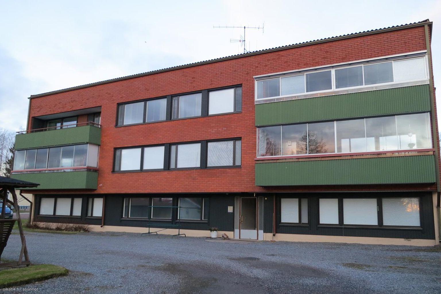 Vuokra-Asunnot Säkylä