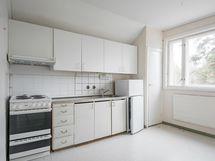 Eteläpäädyn asunto - keittiö