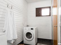 Kodinhoitohuone/WC