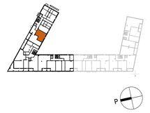 Asunnon C49 sijainti kerroksessa
