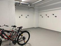 Pyörävarasto